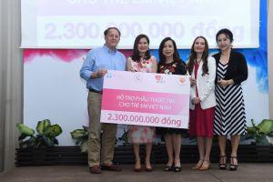 Nu Skin Việt Nam trao 2,3 tỷ đồng tài trợ cho chương trình Nhịp tim Việt Nam