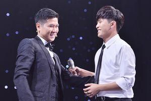 HLV Đức Trí bất ngờ khi Hồ Hoài Anh 'mê trai đẹp' Gin Tuấn Kiệt