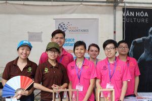 3.000 học sinh, sinh viên dự Tuần lễ Pháp ngữ tại TP. Hồ Chí Minh
