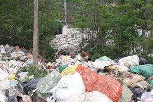 Đức Thọ (Hà Tĩnh) cuộc sống người dân đảo lộn vì ô nhiễm từ bãi rác