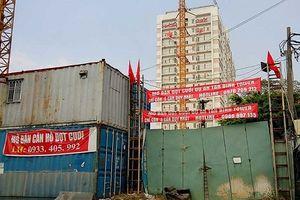 Khách hàng chờ dài cổ vì chủ đầu tư dự án Tân Bình Tower nhiều lần thất hứa