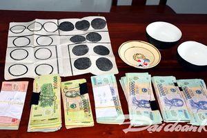 Quảng Nam: Tạm giữ 22 đối tượng đánh bạc dưới hình thức xóc đĩa
