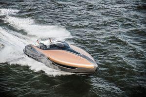 Mê mẩn với concept du thuyền thể thao của Lexus - Sport Yacht