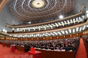Quốc hội Trung Quốc bổ nhiệm một loạt lãnh đạo bộ, ngành