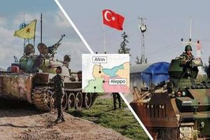Afrin thất thủ hay được Mỹ-Kurd trao cho Thổ Nhĩ Kỳ?