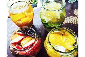 Cách làm detox táo - dưa leo giảm cân, thanh lọc cơ thể