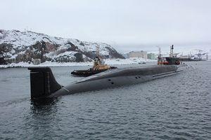 Tàu ngầm hạt nhân Nga sẵn sàng nghênh chiến, kẻ thù run sợ