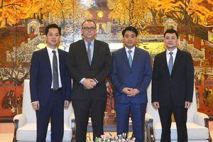 Thúc đẩy hợp tác giữa hai thủ đô Hà Nội và Lima