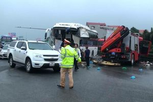Phó Thủ tướng yêu cầu khẩn trương điều tra các vụ tai nạn trên cao tốc Pháp Vân - Cầu Giẽ