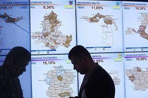 Website bầu cử Nga bị tấn công mạng trong ngày bỏ phiếu