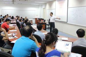 FSB cùng CSI tổ chức khóa đào tạo ở Việt Nam và Mỹ