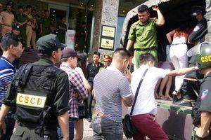 Hải Phòng: Sau động lắc Ruby, karaoke Hồng Ngọc bị triệt phá