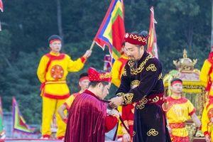 Quảng Ninh: Đền Cửa Ông khai hội và đón nhận bằng Di tích Quốc gia đặc biệt