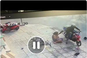 Bọn cướp táo tợn, 2 lần ra tay giật dây chuyền của nạn nhân