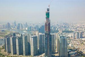 Việt Nam đang xây dựng công trình cao thứ 10 trên thế giới