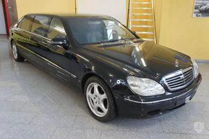 Mercedes-Benz S600 Pullman cũ rao bán gần 1,7 tỷ đồng