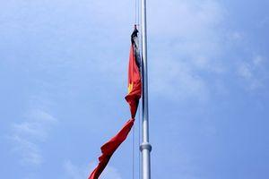 Nghi thức Quốc tang của Việt Nam được tổ chức như thế nào?
