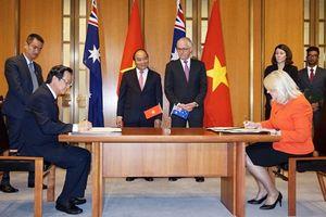 Việt Nam – Australia: Tăng cường, thúc đẩy hợp tác trong GDNN