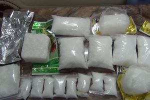 TP.HCM: Triệt phá đường dây buôn bán ma túy lớn