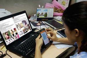 Cần có giải pháp thu thuế kinh doanh trên mạng