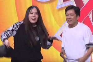 Nam Em cùng Trường Giang 'bắn rap' tại 7 Nụ Cười Xuân