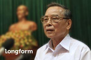 Bài phát biểu lay động của Thủ tướng Phan Văn Khải trước Quốc hội