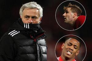 Mourinho thay máu MU, 8 sao bị 'trảm' hè này