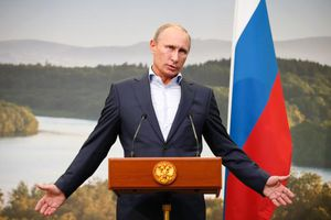 Ông Putin chiếm hơn 90% phiếu bầu ở Crimea, Sevastopol