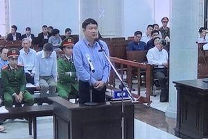 Bị cáo Đinh La Thăng khai không biết Nghị quyết góp vốn dẫn đến vượt tỷ lệ quy định