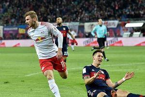 RB Leipzig 2-1 Bayern Munich: 'Hùm xám' đứt mạch bất bại