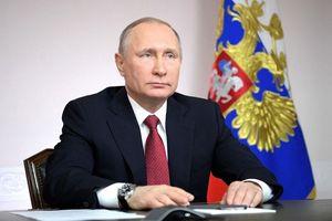 Báo chí quốc tế 'ngả mũ' trước chiến thắng của ông Putin