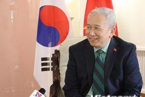 'Tương lai 25 năm tới của quan hệ Việt-Hàn sẽ tiếp tục tươi sáng'