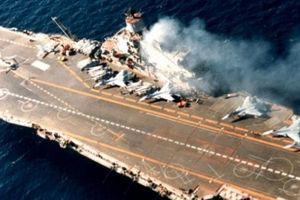 Tàu sân bay 65.000 tấn Anh đối đầu tàu sân bay Nga: Bên nào thắng?