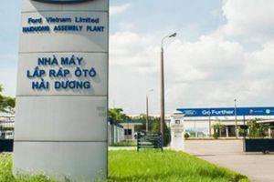 Bị khởi kiện, Ford Việt Nam còn 3 ngày để báo cáo Bộ Công thương