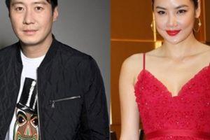 Vợ cũ gốc Việt chúc mừng thiên vương Hong Kong có con với trợ lý kém 19 tuổi