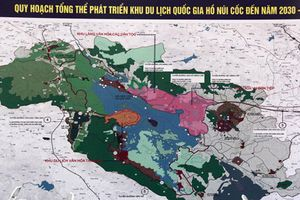 Rộ tin đồn siêu dự án Hồ Núi Cốc của tỷ phú Xuân Trường bị dừng?