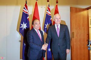 Chuyến thăm Australia và New Zealand của Thủ tướng Nguyễn Xuân Phúc mang lại những quan hệ thương mại tốt đẹp