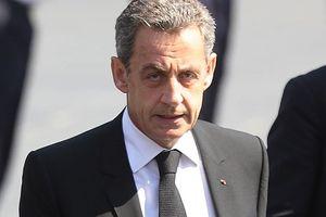 Cựu Tổng thống Pháp Nicolas Sarkozy bị tạm giữ