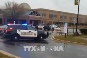 Mỹ: Thủ phạm vụ nổ súng tại trường học ở Maryland là học sinh