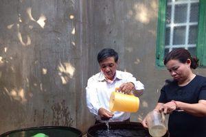 Đắk Lắk: Đã xác định được nguyên nhân nước giếng nóng bất thường