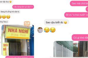 Nữ sinh Hà Nội nhận iPhone X, đi nhà nghỉ với anh trai nuôi nhưng nói không yêu nhau!