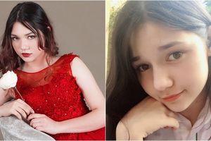 Ngắm nhìn vẻ đẹp trong trẻo, cuốn hút của bông hồng lai trường THPT Phan Đình Phùng