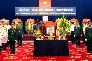 Hành trình đưa linh cữu nguyên Thủ tướng Phan Văn Khải về Hội trường Thống Nhất