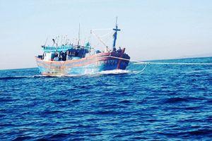 Tàu cá chết máy thả trôi tự do, 47 ngư dân cầu cứu