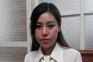'Bồ nhí' tin đồn của ông Đỗ Trọng Hưng đề nghị công an điều tra
