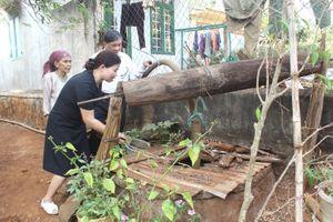 Nước giếng nóng bất thường tại Đắk Lắk do bị nhiễm điện