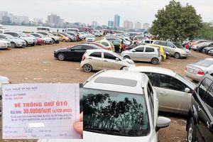 Chủ bãi xe 'chặt chém' bị rút giấy phép