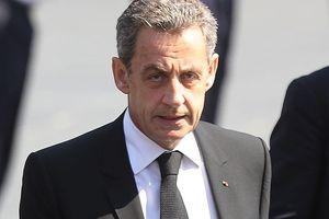 Cựu Tổng thống Pháp Sarkozy bị tạm giữ vì nghi nhận tiền từ Lybia