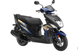 Yamaha Cygnus Ray ZR cập nhật tùy chọn màu mới