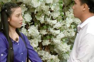 Cô gái khóc nức nở vì theo bạn trai đến 'Yêu là cưới' rồi bị chia tay